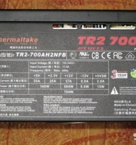 Thermaltake tr2 700w 80+ bronze
