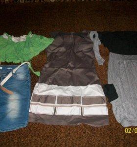 Вещи 42-44 размер на девушку