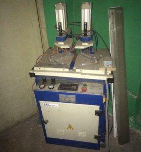Оборудование для производства ПВХ окон и дверей