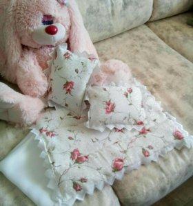 Постельки для кукол готовые и на заказ