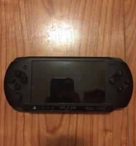 PSP e1008 прошитая