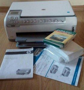 Принтер HP Photosmart C6200