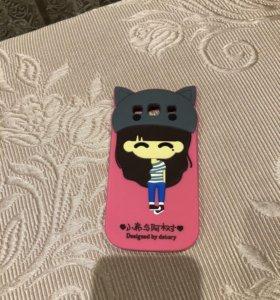 Чехол на Samsung S3