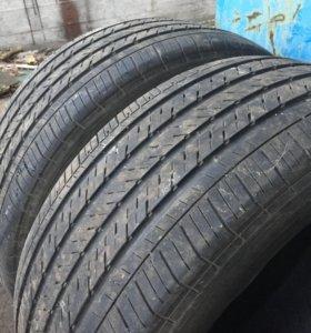Шины R18-Dunlop 235/55/18 пара