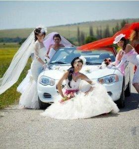 Прокат кабриолета на свадьбу (аренда)