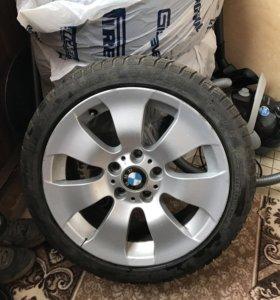 Оригинальные колёса RunFlat R17 BMW шины диски