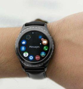 Samsung gear s2 , умные часы