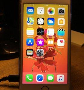 iPhone 6s 64 rose gold как новый