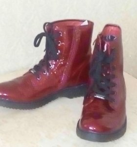 Демисезонные ботинки Капика
