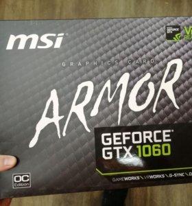 Gtx 1060 6gb MSI armor