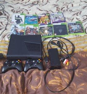 Xbox360(игры могу продать отдельно по 800 р)