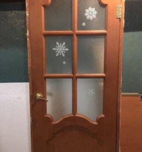 Две новые двери