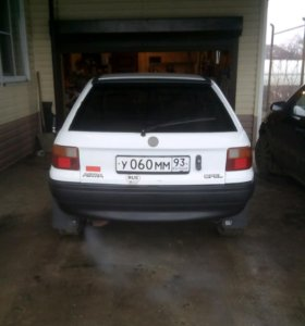 Opel Astra, 1993