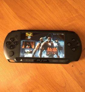 Портативная игровая консоль Sony PSP-E1008/E1000