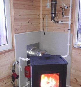Отопление, водоснабжение, водоотведение.