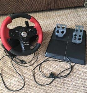 Logitech Formula Force EX Руль игровой