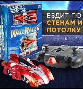 АНТИГРАВИТАЦИОННАЯ МАШИНКА/Машинка Wall Racer