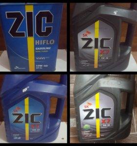 Масло ZIC 5w30, diesel, 10w40