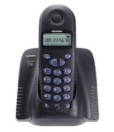 домашний телефон сименс gigaset 200