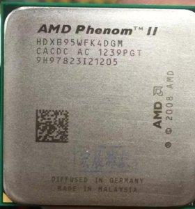 Процессор AMD Phenom II X4 945 AM3+ AM2+