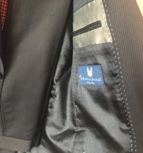 Костюм (галстук в подарок)