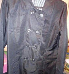 Лёгкая курточка(плащ)