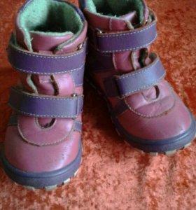 Обувь для девочки б/у, от 1-6лет