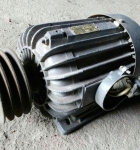 Электродвигатель 3 кВ