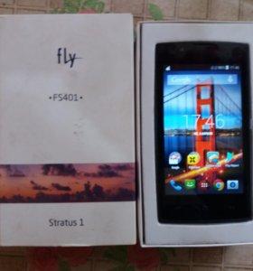 Телефон Fly FS401