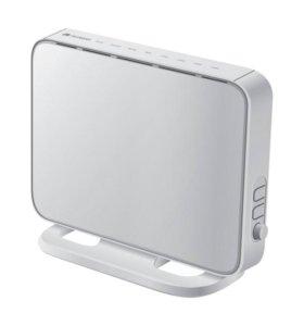ADSL модем и Wi-Fi роутер Huawei HG532e от МТС