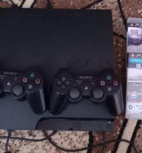 Приставка PS-3.