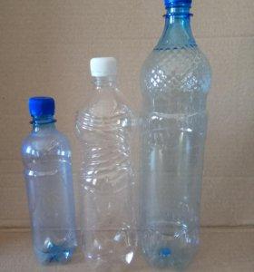 Пластиковая бутылка. ПЭТ тара