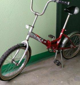 Велосипед складной. Почти Новый.
