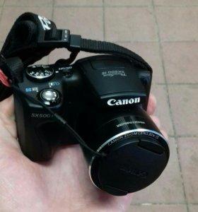 Фотоаппарат Canon sx500 is