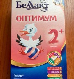 Сухая молочная смесь Беллакт с 6 до 12 месяцев