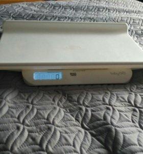 Детские весы baby G до 20 кг