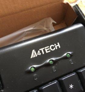 Клавиатура A4 Tech