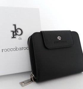 🌹Женский кошелек из натуральной кожи Roccobarocco