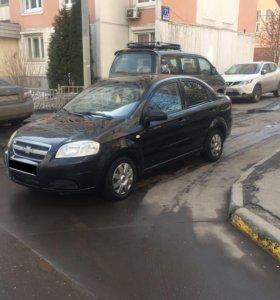 Chevrolet Aveo, I Рестайлинг 1.2 MT (84 л.с.)