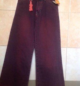 Клешевые джинсы и брюки Срочно!! Переезжаю