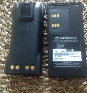 АКБ для раций Motorola