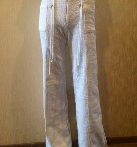 Твидовые брюки Chanel (оригинал)
