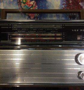 Радиола VEF202!!!