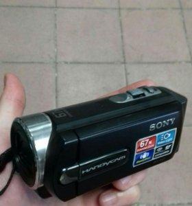 Видеокамера Sony sx21e