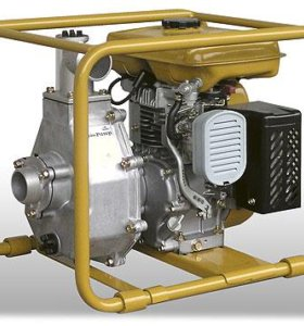 Бензиновая мотопомпа- Robin-Subaru PTG 208 H