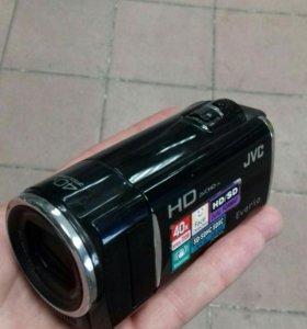 Видеокамера jvc hm30be