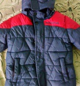 Зимняя куртка 98 рост