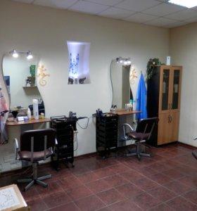 Рабочее место парикмахера, маникюра, массажиста