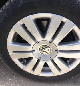 Диски с Volkswagen R 16