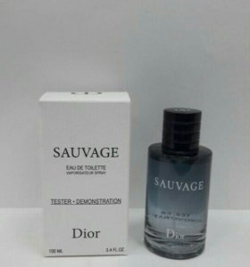 🔥НОВЫЙ Dior Sauvage 100мл